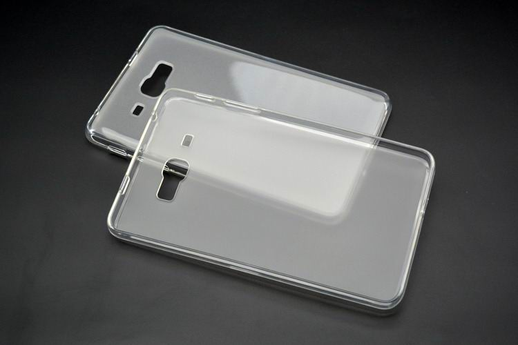 galaxy tab j silicone transparent cover
