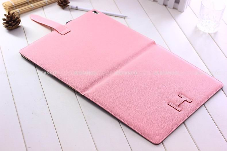 ipad pro 12 inch single colored case with handle and card section