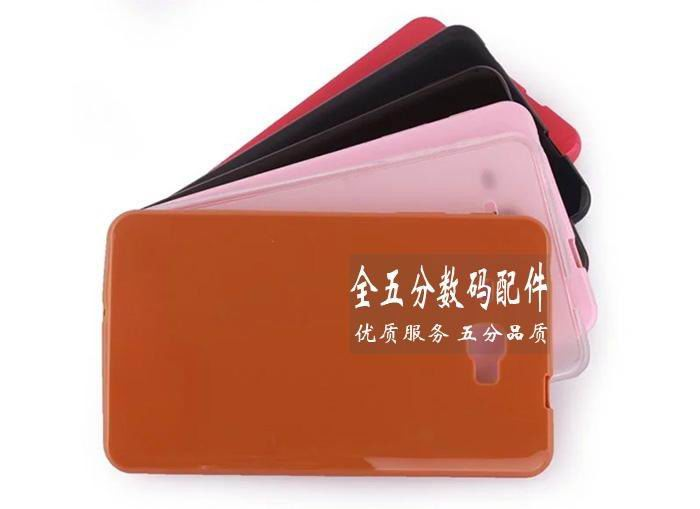 galaxy tab a 7 0 2016 transparent rubber cover