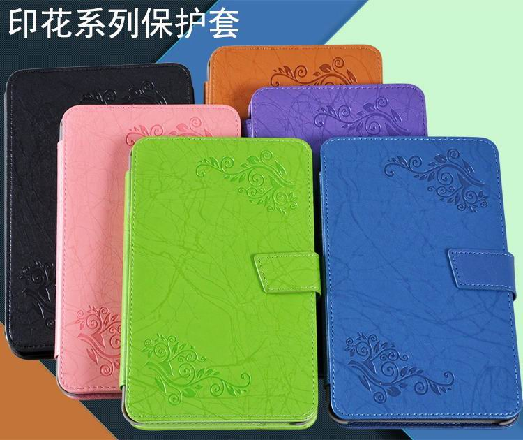honor pad 2 bright printing case