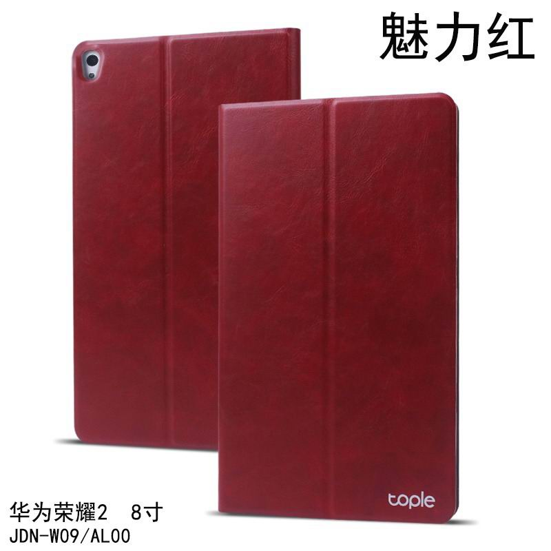 honor pad 2 business case 3 Glamour red: