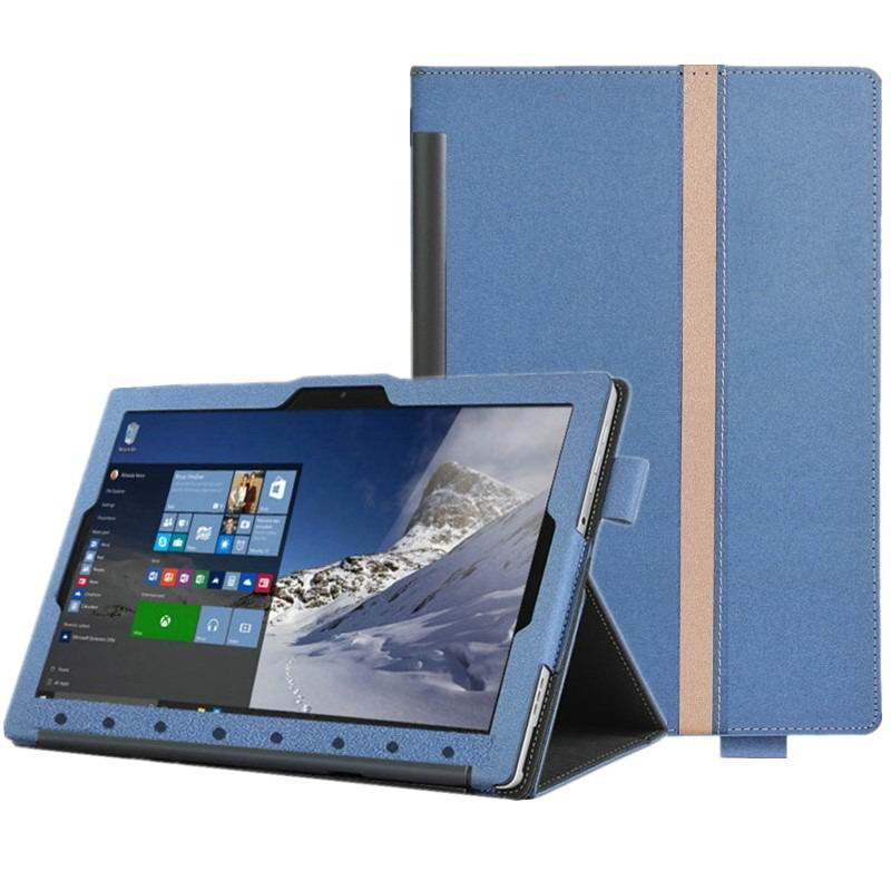 yoga tab 3 plus business case with contrast vertical string