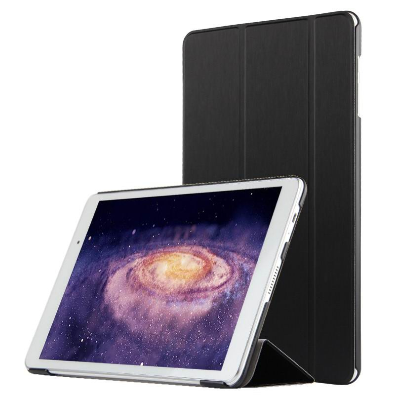 mediapad m2 10 business case with three part stand and pen holder Jazz black: