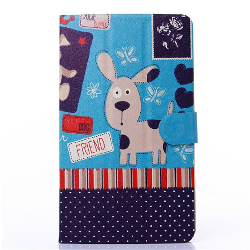 honor pad 2 case with cute animals and yellow housing Snot Dog: