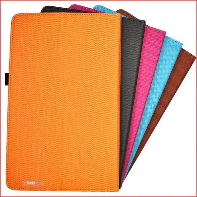 mediapad m2 10 huke business cases with string textile and ornament pattern
