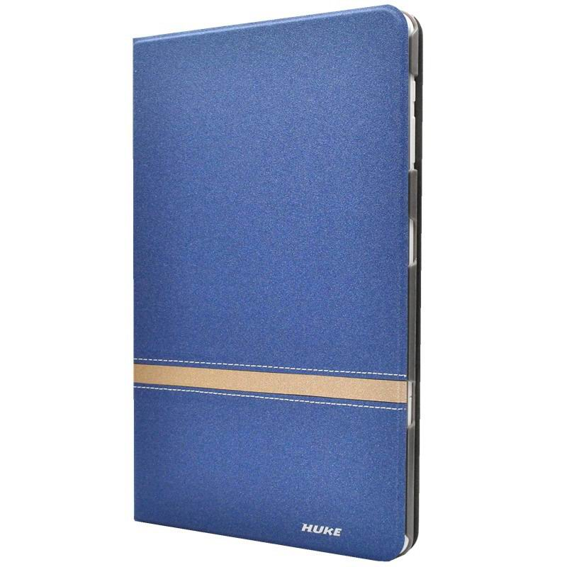 mediapad m2 10 huke business cases with string textile and ornament pattern Sapphire blue: