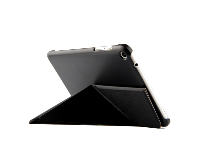 honor pad 2 monochromatic case with a flexible stand of deformation series