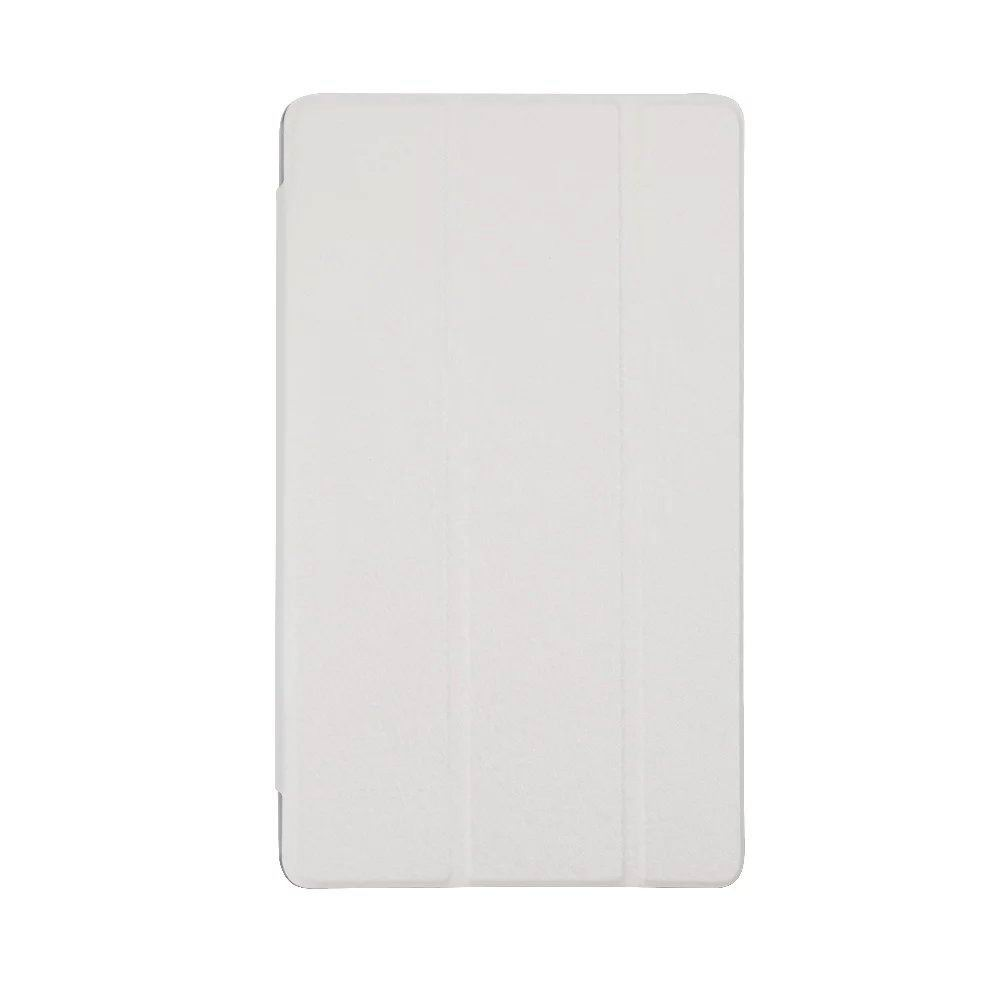 honor pad 2 one color case with transparent plastic housing White: