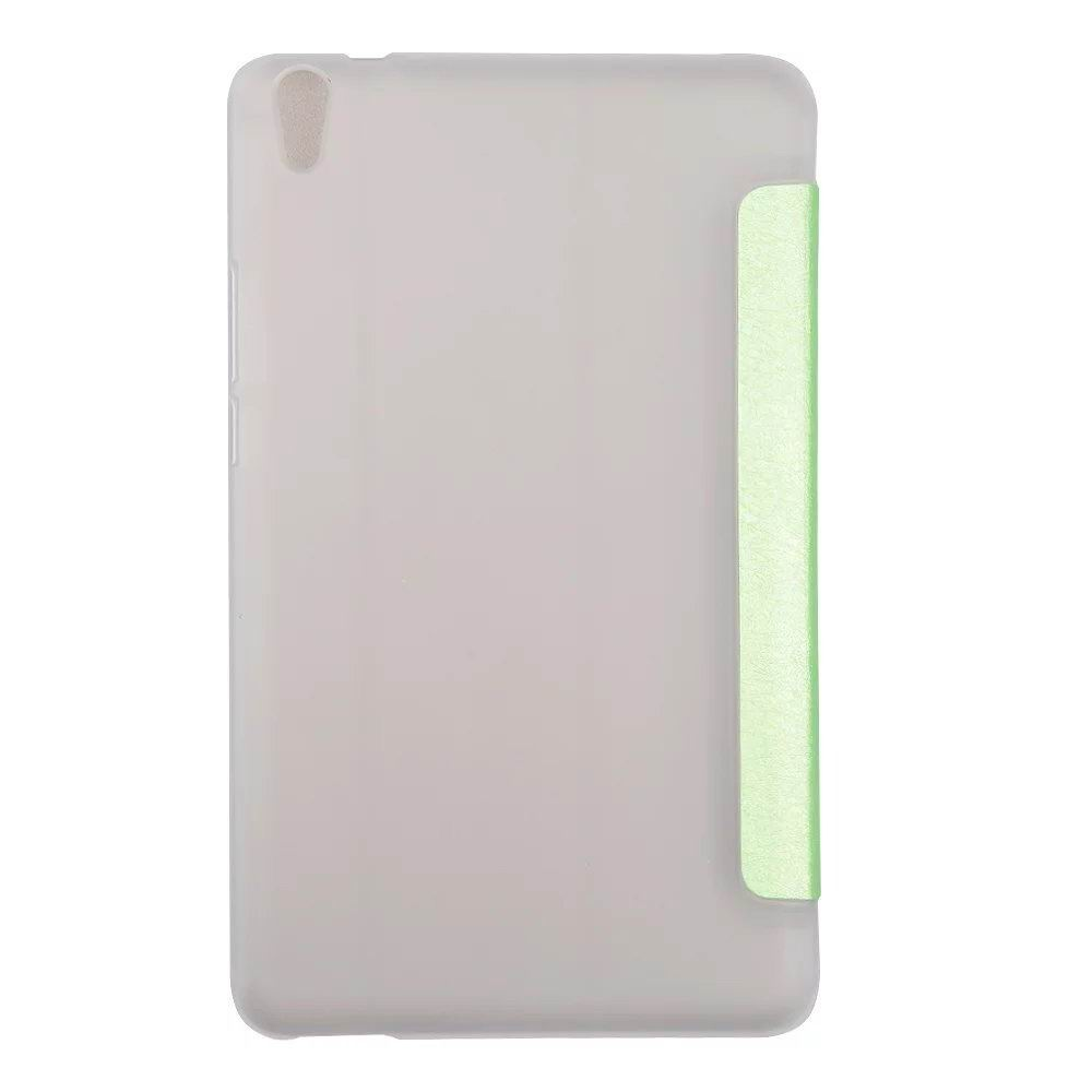 honor pad 2 one color case with transparent plastic housing