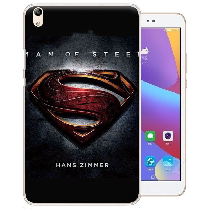 honor pad 2 painted cover with cartoon pictures of batman superman scull and other Superman logo: