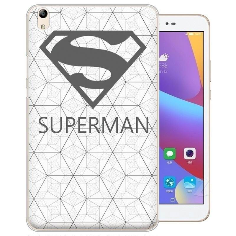 honor pad 2 painted cover with cartoon pictures of batman superman scull and other Quilted Superman: