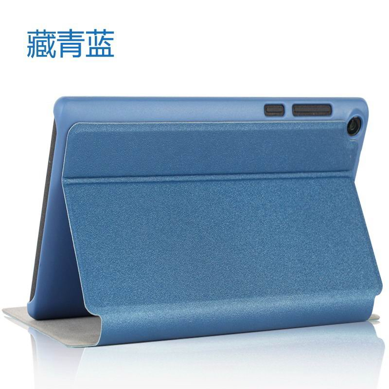 tab3 7 plain case 14 Navy blue:
