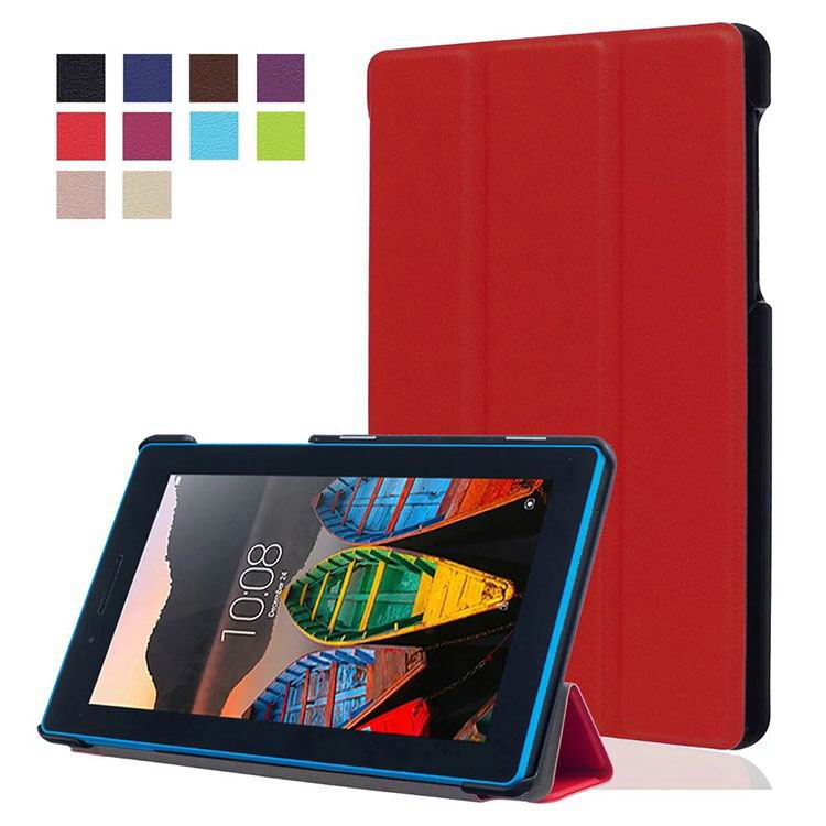 tab3 7 plain case with black frame 3 Red: