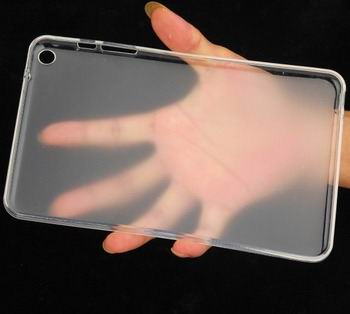 silicone transparent and matte protective cover 00