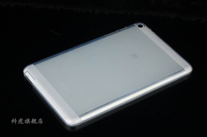 honor pad 2 silicone transparent and matte protective cover