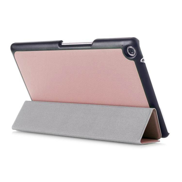 zenpad 3 80 z581kl business case with 3 stand and multicolor pattern Rose Gold: