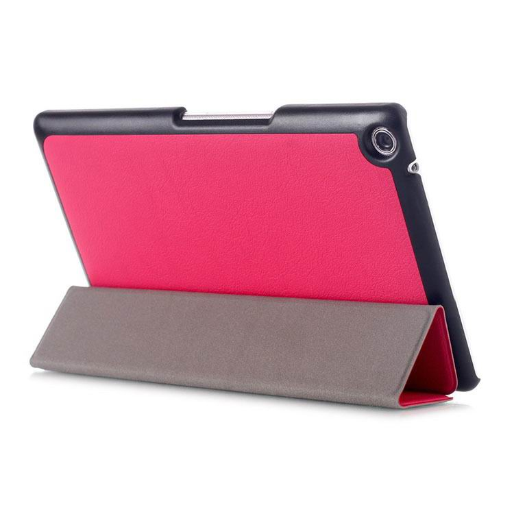 zenpad 3 80 z581kl business case with 3 stand and multicolor pattern Rose red: