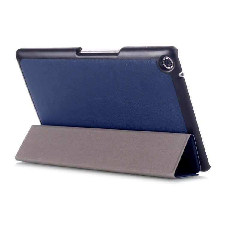 zenpad 3 80 z581kl business case with 3 stand and multicolor pattern Dark blue: