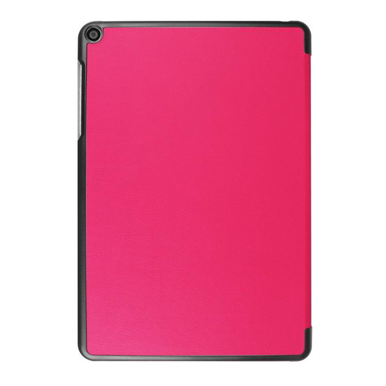 zenpad z10 zt500kl case with 3 stand and multicolor pattern Rose red send 8 gifts: