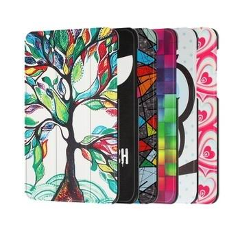case with different style patterns and 3 stand 00