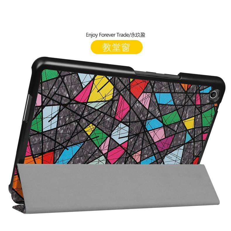 zenpad 3 80 z581kl case with different style patterns and 3 stand Church window: