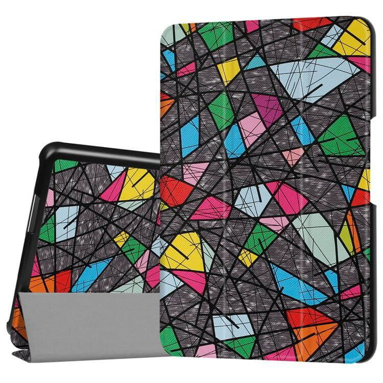 zenpad 3 80 z581kl case with multi style pattern and 3 stand Church window: