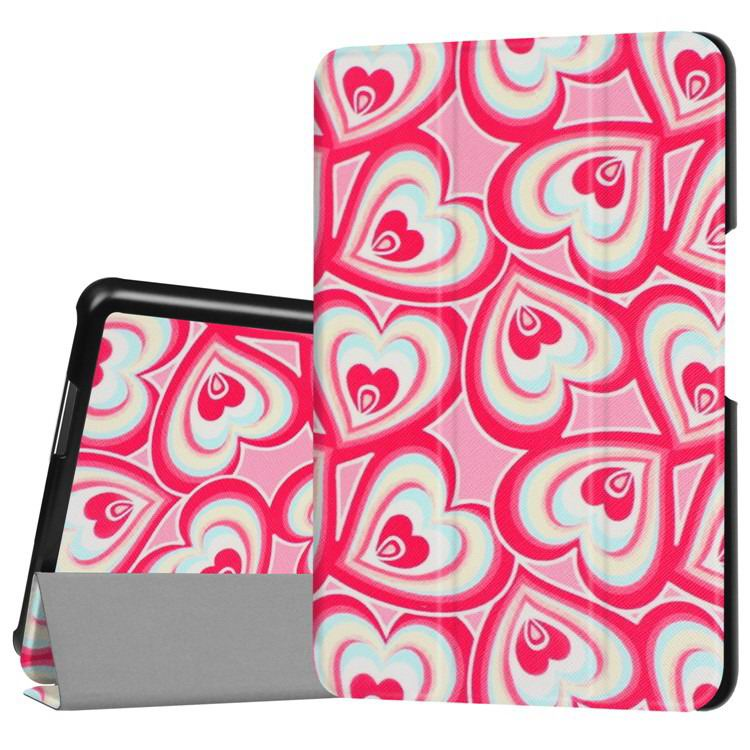zenpad 3 80 z581kl case with multi style pattern and 3 stand Dream sweetheart: