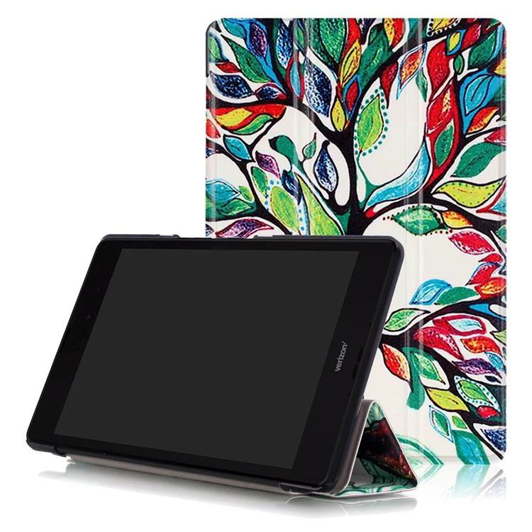 zenpad 3 80 z581kl case with multi style pattern and 3 stand Joy tree: