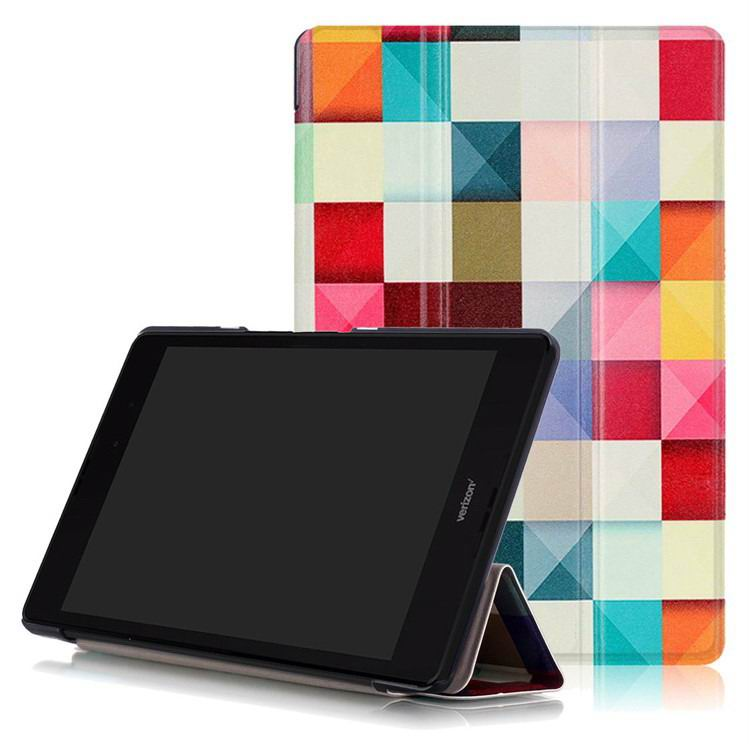 zenpad 3 80 z581kl case with multi style pattern and 3 stand Magic cube: