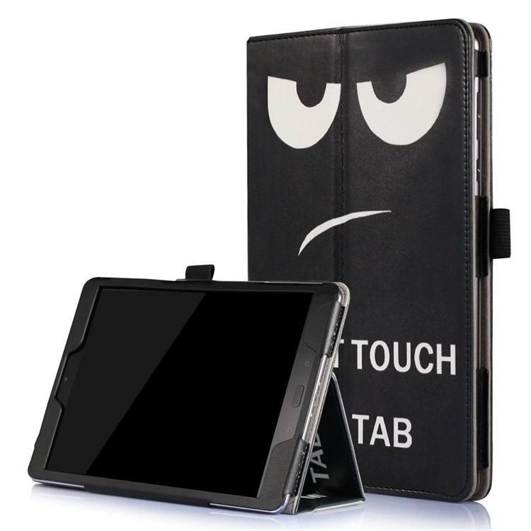 zenpad 3s 10 z500m case with variety pictures 2 stand and enveloping cover 2 Big eyes: