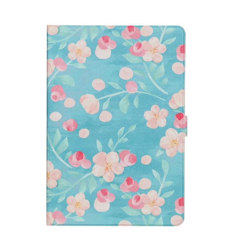 zenpad 3s 10 z500m case with variety pictures 2 stand and transparent cover Small floral: