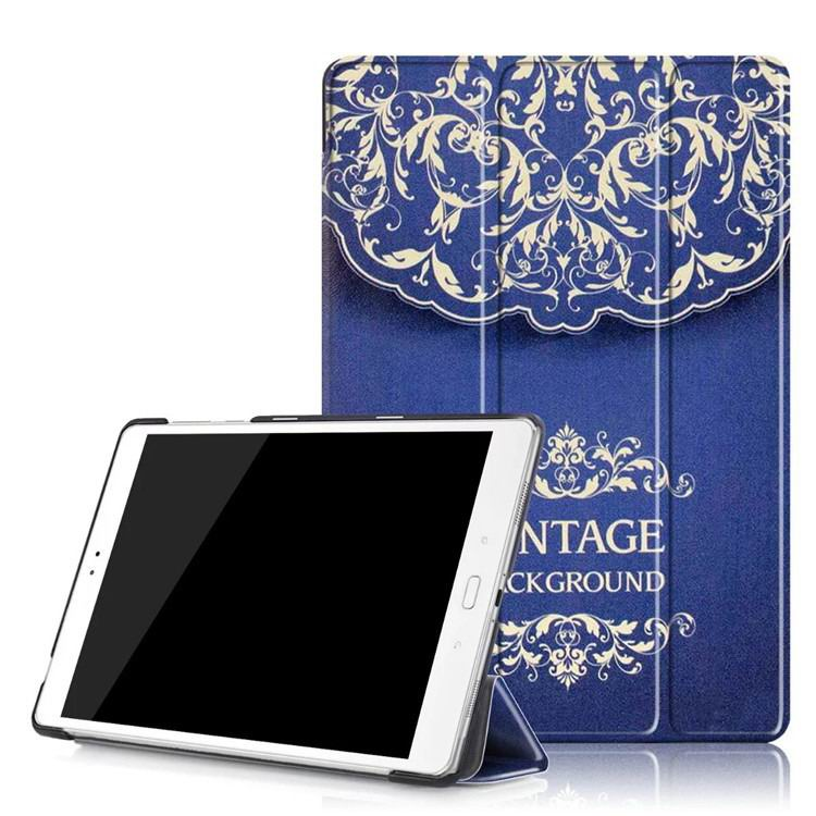 zenpad 3s 10 z500m case with variety pictures 3 stand and transparent cover European style flower vine: