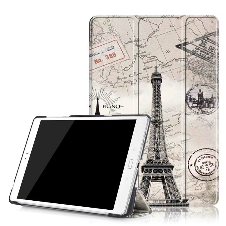 zenpad 3s 10 z500m case with variety pictures 3 stand and transparent cover Vintage Tower: