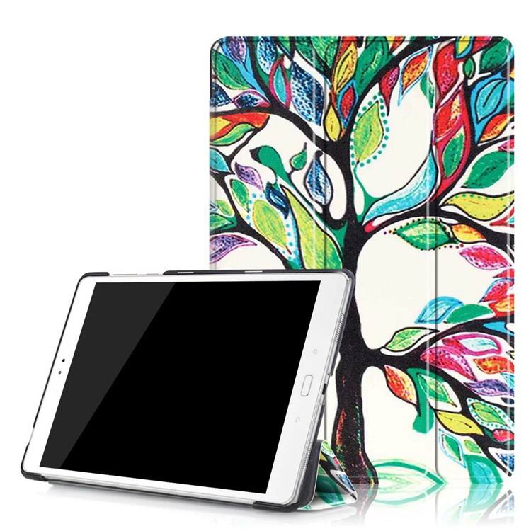 zenpad 3s 10 z500m case with variety pictures 3 stand and transparent cover Happy tree: