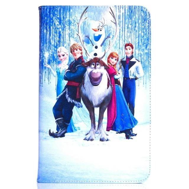 galaxy tab a 10 1 2016 case with 2 stand and frozen patterns Family portrait: