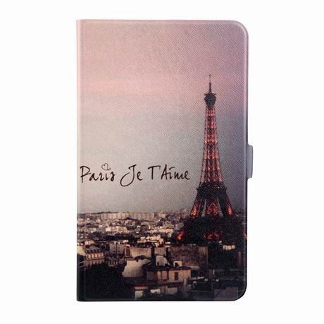 galaxy tab a 7 0 2016 case with wide different patterns 2 stand and transparent cover The twilight Tower: