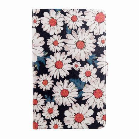 galaxy tab a 7 0 2016 case with wide different patterns 2 stand and transparent cover Daisy: