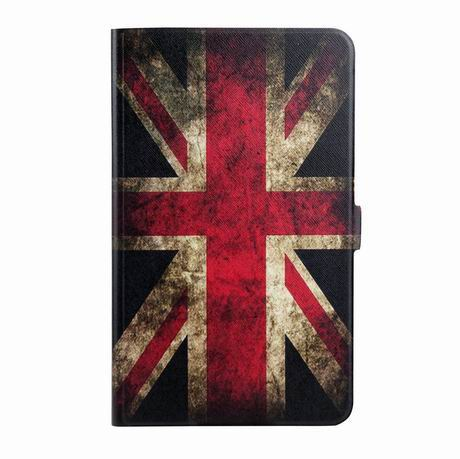galaxy tab a 7 0 2016 case with wide different patterns 2 stand and transparent cover Flag: