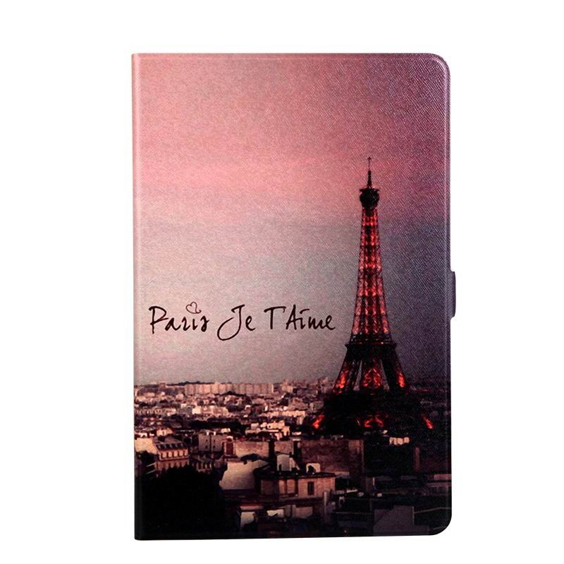 galaxy tab a 10 1 s pen 2016 case with wide styles skin with 2 stand The dusk Tower: