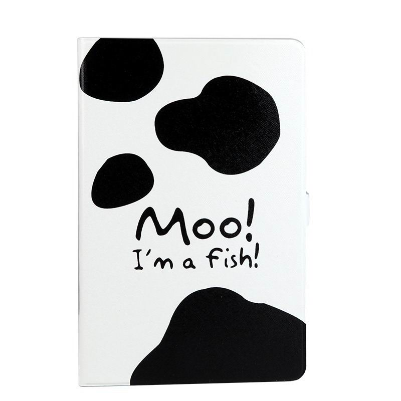 galaxy tab a 10 1 s pen 2016 case with wide styles skin with 2 stand Cows: