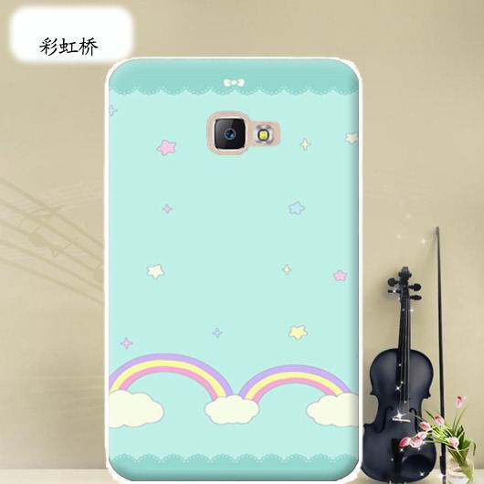 galaxy tab a 10 1 2016 cover with wide variations anime pattern Rainbow Bridge: