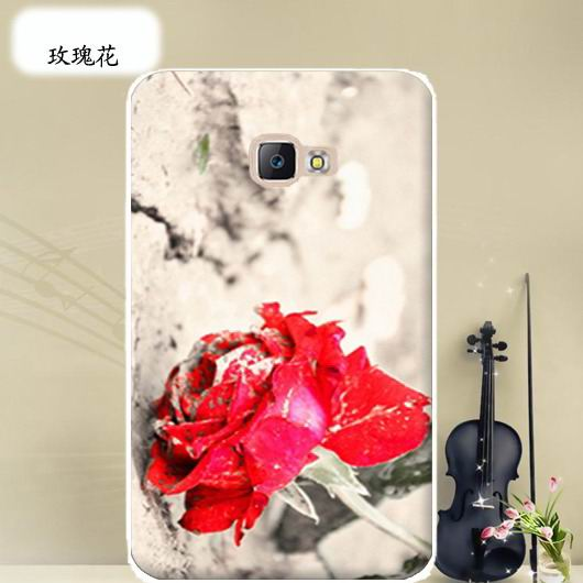 galaxy tab a 10 1 2016 cover with wide variations anime pattern Rose: