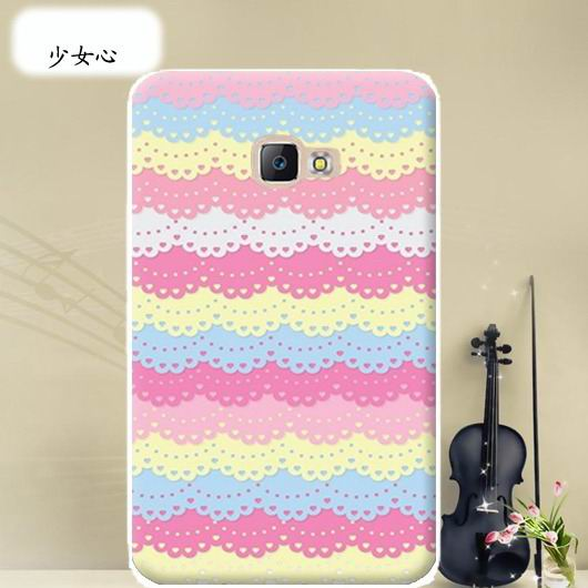 galaxy tab a 10 1 2016 cover with wide variations anime pattern Girls heart: