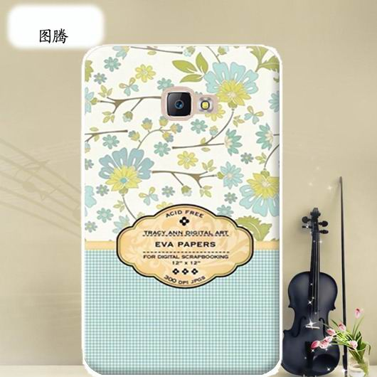 galaxy tab a 10 1 2016 cover with wide variations anime pattern Totem: