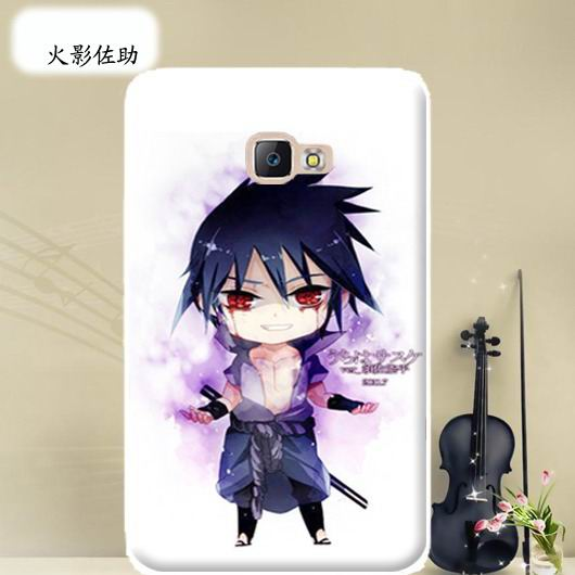 galaxy tab a 10 1 2016 cover with wide variations anime pattern Hokage Sasuke: