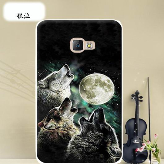 galaxy tab a 10 1 2016 cover with wide variations anime pattern The wolf May Cry: