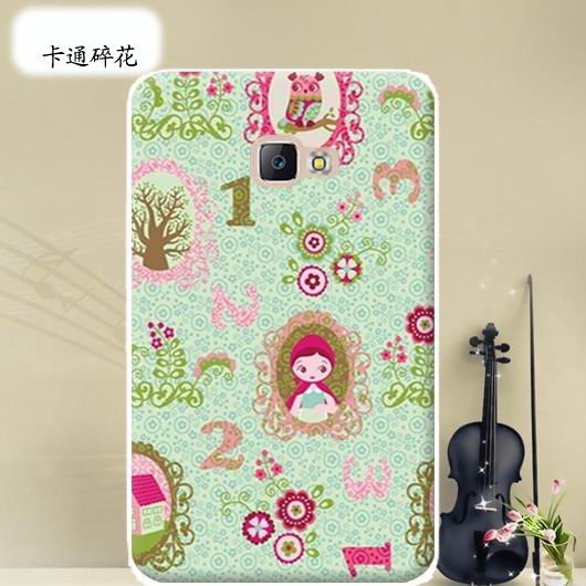 galaxy tab a 10 1 2016 cover with wide variations anime pattern Cartoon floral: