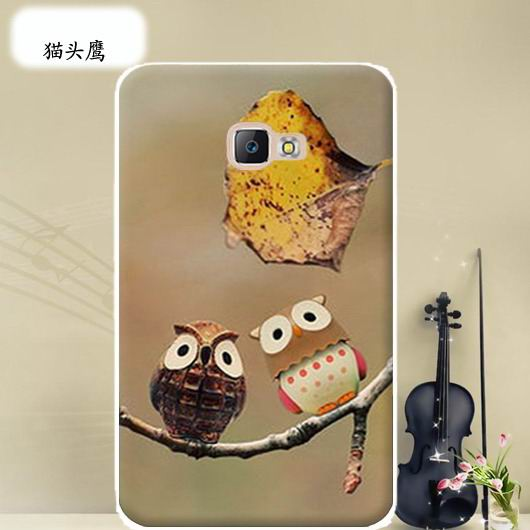 galaxy tab a 10 1 2016 cover with wide variations anime pattern Owl:
