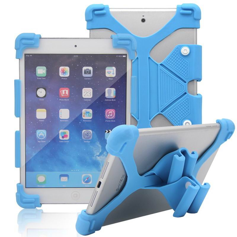 zenpad 3s 10 z500m plastic cover with stand Sky blue: