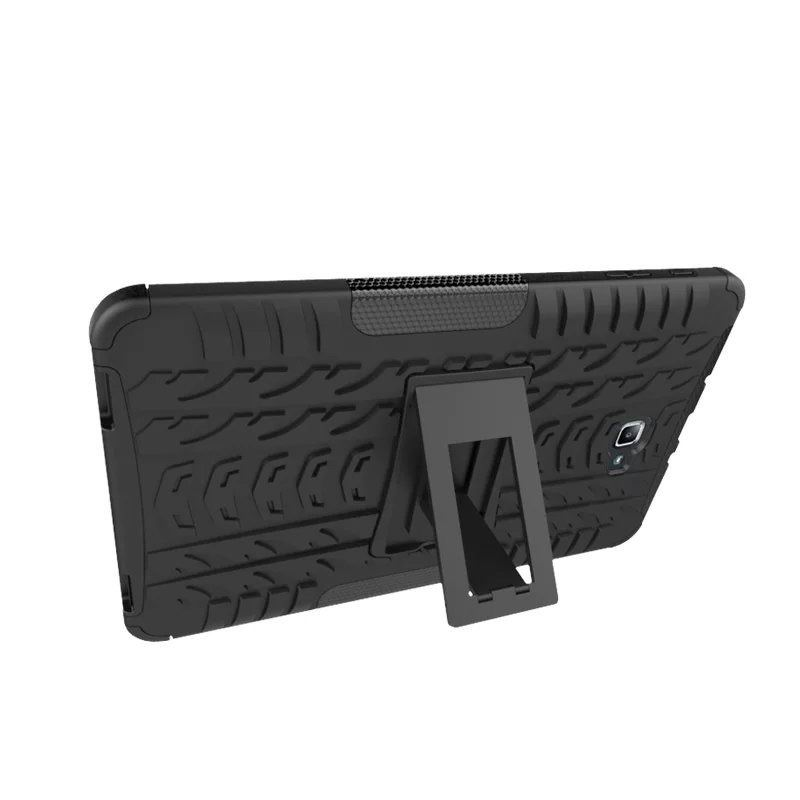 galaxy tab a 10 1 2016 protected cover with stand